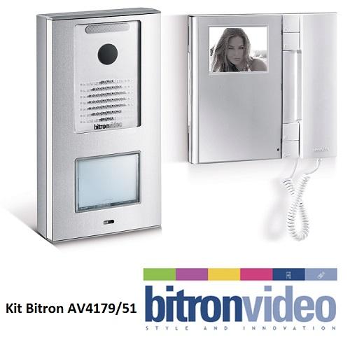kit θυροτηλεόρασης bitron