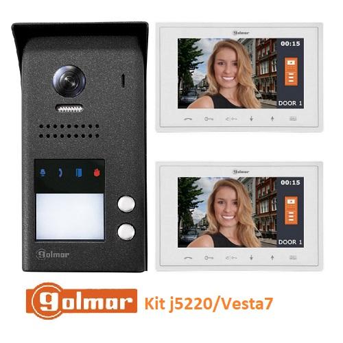 Golmar kit j5220 vesta7