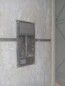 εγκατάσταση μπουτονιέρας θυροτηλεόρασης στην καλλιθέα