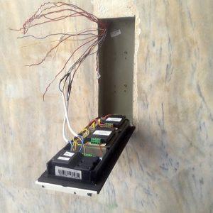 bitron video μπουτονιέρα θυροτηλεφώνων