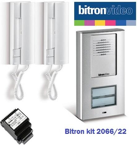 BITRON T-LINE AV2066 22